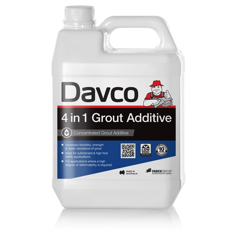 FOUR IN ONE GROUT ADDITIVE Image