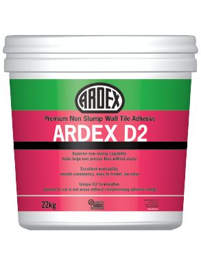 Ardex D2 Adhesive Image