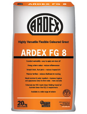 Ardex FG 8 Grout Image