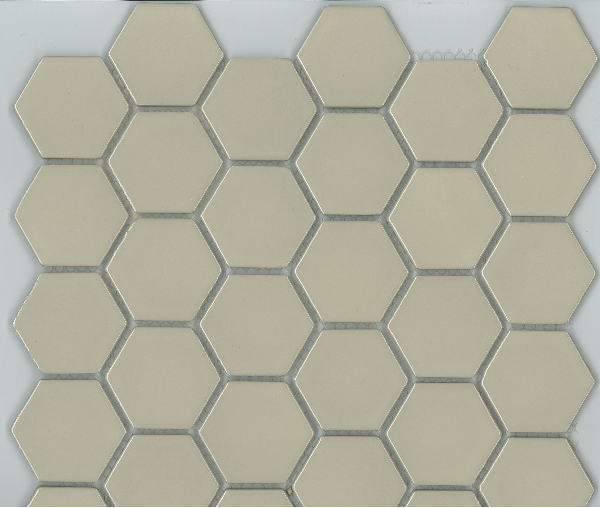 HEXAGON GLOSS STONE 48X48 Image