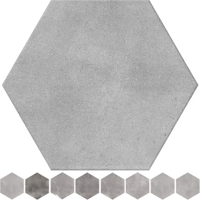 OPPOTUNITY GREY HEXAGON Image