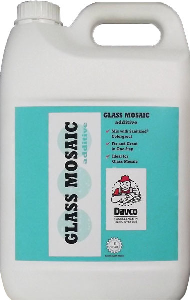 DAVCO GLASS MOSAIC ADDITIVE Image