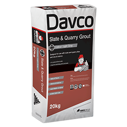 Davco slate and quarry grout Image