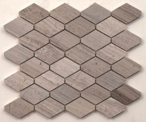 MARBLE ELONGHEX WOODEN GREY MIXED 307x273 Image