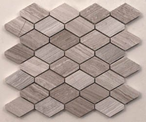 MARBLE ELONGHEX WOODEN WHITE MIXED 307x273 Image