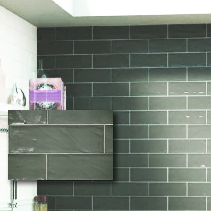 BULEVAR JADE SUBWAY TILES 100X300 Image