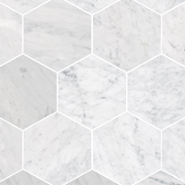MARBLE HEXAGON 173X150 Image