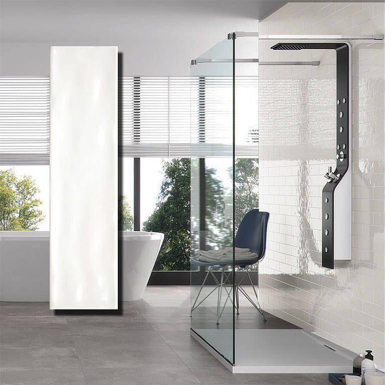 VIENA BLANCO SUBWAY TILE 75x300 Image