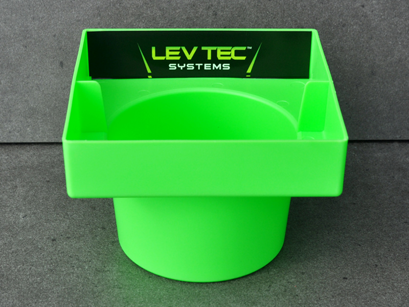 LEVTEC WASTE PLUG 100mm Image